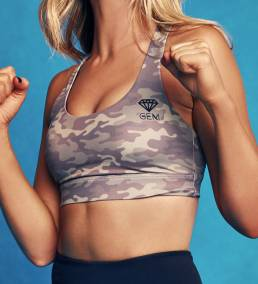 Tops Crops activewear